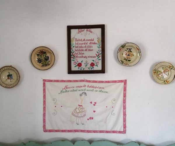 MÁRTON ETHNOGRAPHIC COLLECTION HOUSE